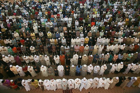 Malaysian Muslims Prepare For The Beginning Of Ramadan